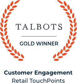 talbots gold award