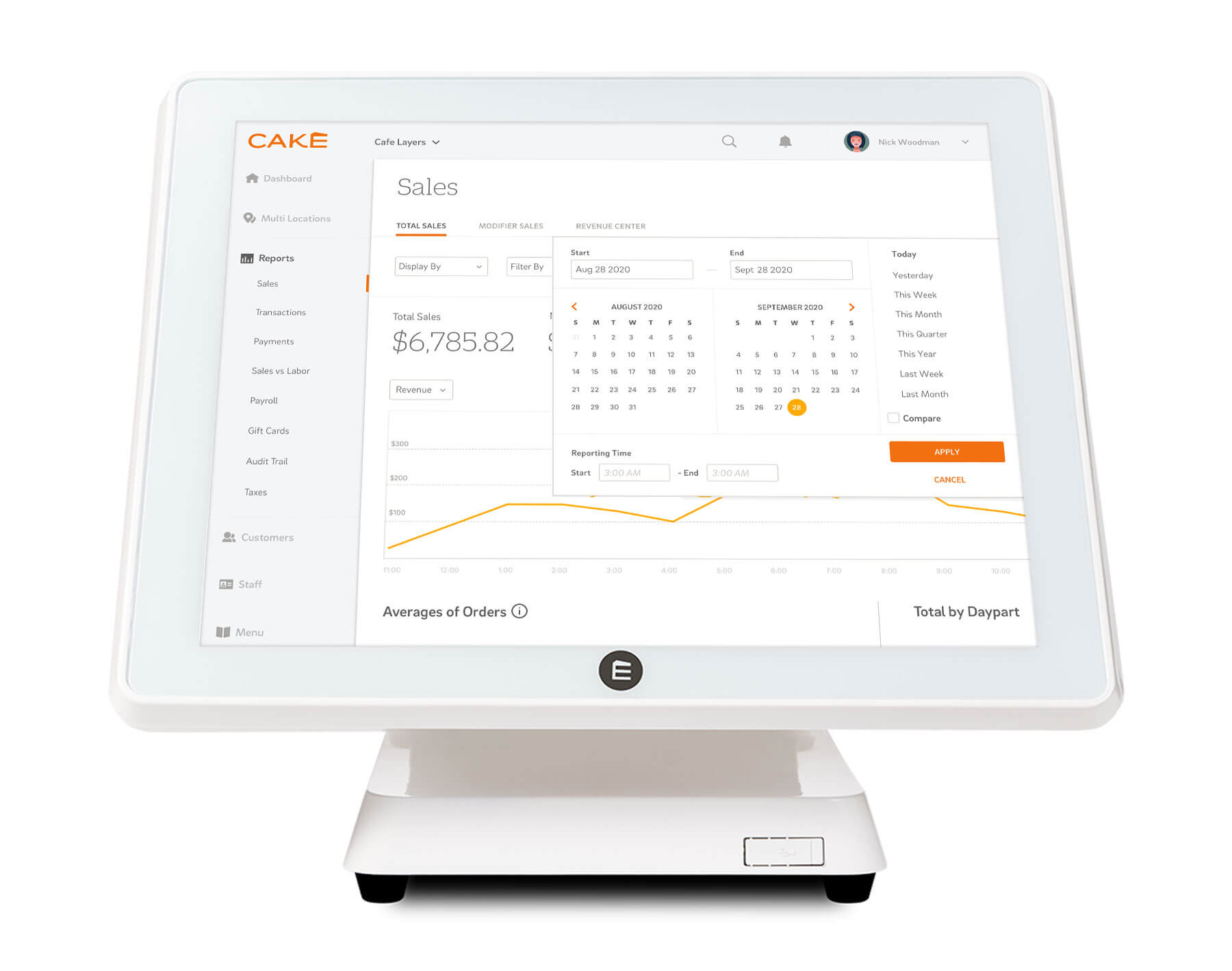 cloud pos solution for business